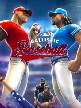 Ballistic Baseball cover