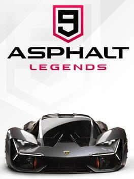 Asphalt 9 Legends cover