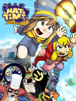 A Hat in Time cover