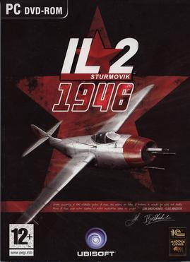 IL-2 Sturmovik: 1946 cover