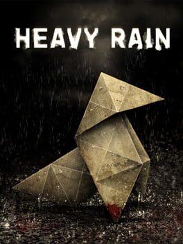 Heavy Rain cover