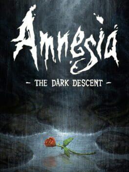 Amnesia: The Dark Descent cover