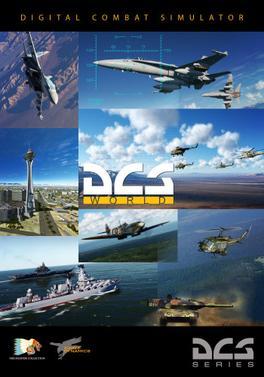 DCS World cover