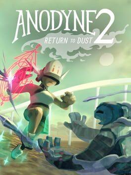 Anodyne 2: Return to Dust cover