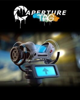 Aperture Tag: The Paint Gun Testing Initiative cover