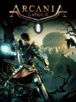 Arcania cover